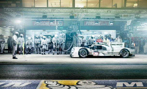 Michelin Road to Le Mans 2014 Video Porsche Audi Toyota
