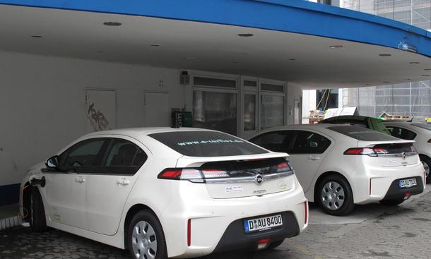 Opel Elektroauto Ampera-Nachfolger Verkaufszahlen Vauxhall