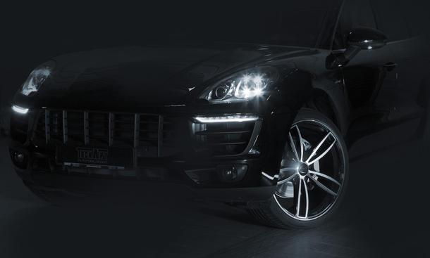 Techart Porsche Macan Tuning Bodykit Leistungssteigerung SUV Felgen