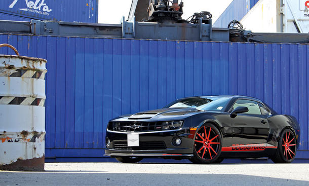 Tuning Chevrolet Camaro SS DD Customs 02