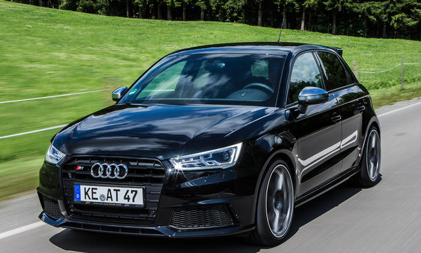 Abt Audi S1 Tuning 2014 Leistungssteigerung 310 PS Power-Kleinwagen