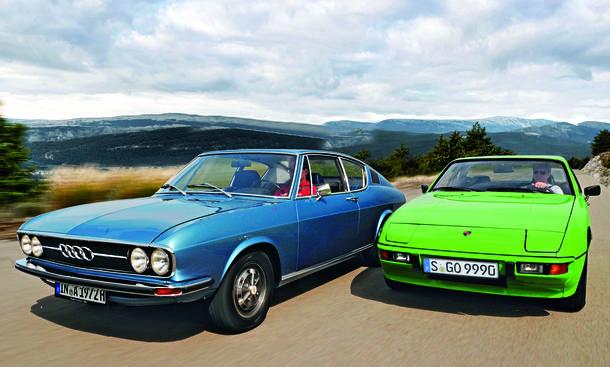 Audi 100 Coupe S und Porsche 924: Vergleich und Kaufberatung