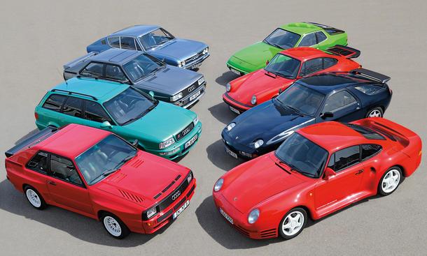 Audi gegen Porsche: Sportwagen im Markenvergleich