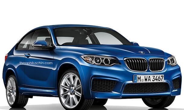 BMW X2: Kleines SUV-Coupé unterhalb des X4 geplant?
