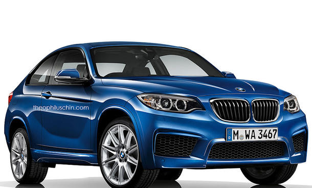 BMW X2 SUV-Coupe Crossover M Sportpaket Vorschau
