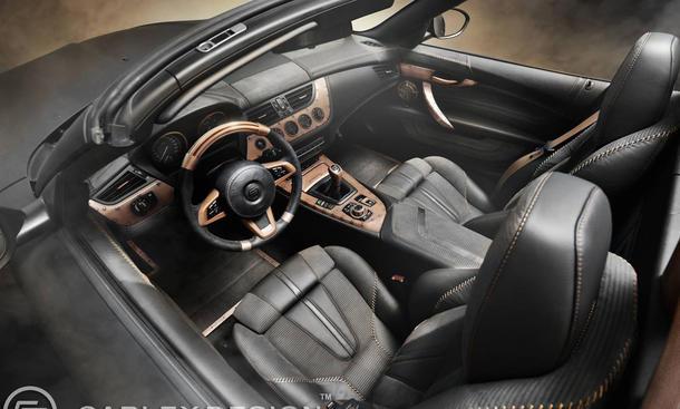 Tuning von Carlex Design: BMW Z4 im Steampunk-Look | autozeitung.de