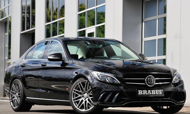 Brabus Mercedes C-Klasse 2014: Tuning-Power aus Bottrop