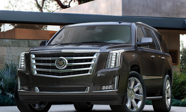cadillac escalade 2015 deutschland marktstart naht bild. Black Bedroom Furniture Sets. Home Design Ideas