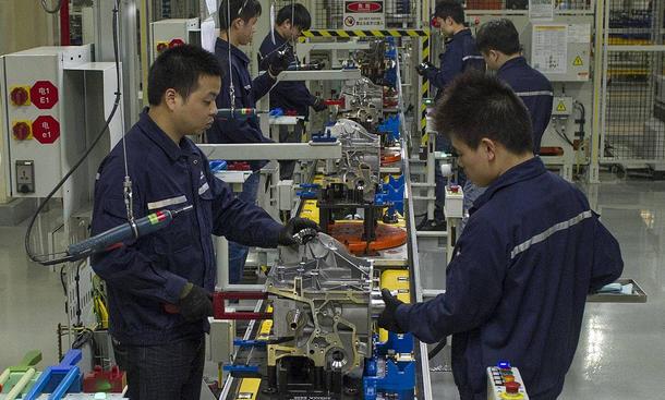 China Auto Zulieferer Japan Strafe Bußgeld Preis-Absprache