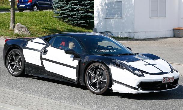 2018 - [Ferrari] 488 Pista Erlkoenig-Ferrari-458-M-Supersportwagen-Nachfolger-V8-Turbo-Sauger-E-Boost-3