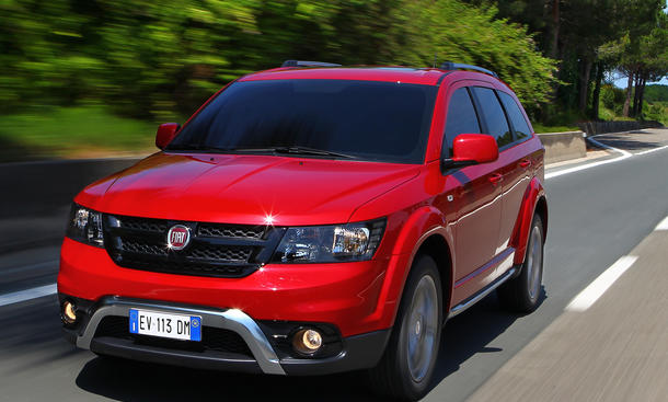 Fahrbericht Fiat Freemont Cross 2.0 16V M Jet AWD 2014 SUV
