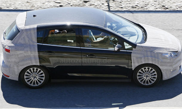 2014 - [Ford] C-Max Restylé - Page 3 Ford-C-Max-Facelift-Erlkoenig-2015-03