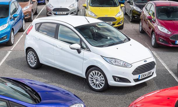Ford Fiesta 2014 Russland Produktion Werk Tartastan 2015
