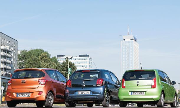 2014 - [Citroën/Peugeot/Toyota] C1 II/108/Aygo II - Page 40 Hyundai-i10-Peugeot-108-Skoda-CitiGo-Kleinwagen-Vergleich-Bild-02a