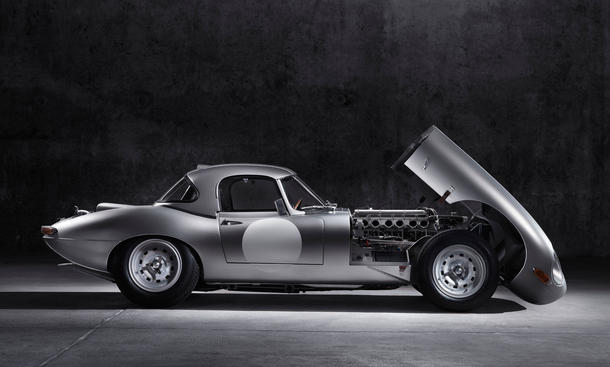 Jaguar E Type 2014 Lightweight 0004