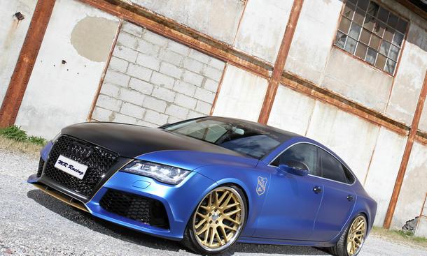 MR Racing Audi A7 Sportback 3.0 TDI Tuning Leistungssteigerung Chip Sound