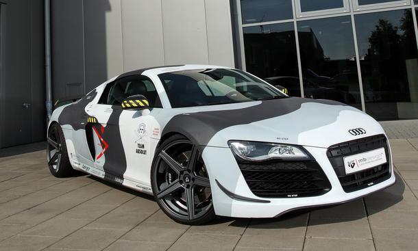 Mb Design Audi R8 Tuning Folierung Supersportwagen Felgen Leistungssteigerung