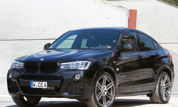 Tuner Manhart BMW X4 xdrive35d F26 0002