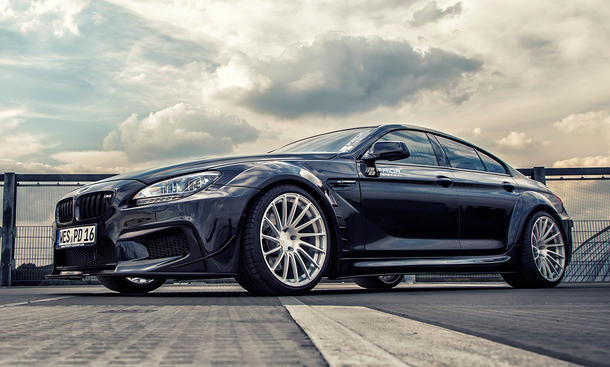 Prior Design BMW M6 Gran Coupé PD6XX Tuning Widebody Bodykit