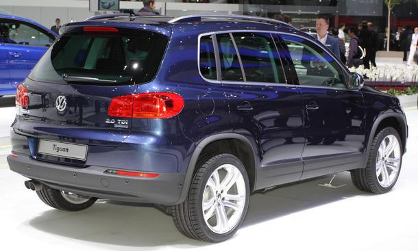 VW Tiguan Rückruf USA 2014 Benzinpumpe Zündschlösser