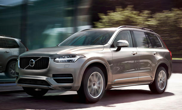 Volvo XC90 2015 Preise First Edition