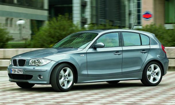 10 Jahre BMW 1er Jubilaeum 2014 Geschichte Kompaktklasse