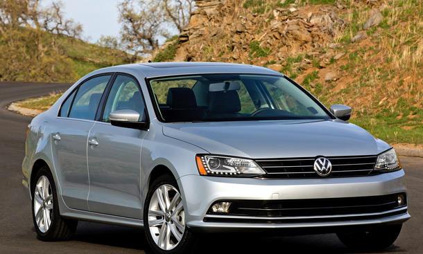 2014 VW Jetta Preis Facelift Kompakt Golf Limousine
