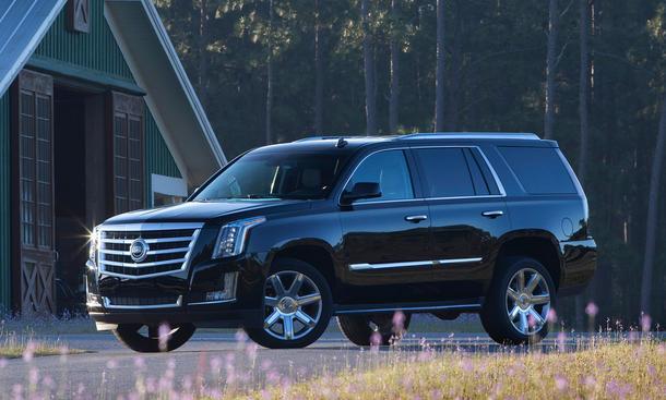 Cadillac Escalade 2015 Preis Deutschland Europa SUV neue Generation
