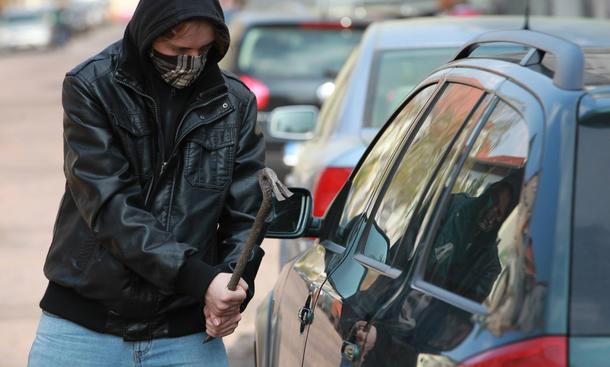 Auto-Diebstahl 2013: Statistik sieht Land Rover an der Spitze