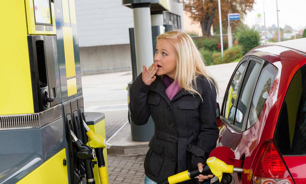Benzinpreisentwicklung Spritpreise Diesel Inflation News 2014