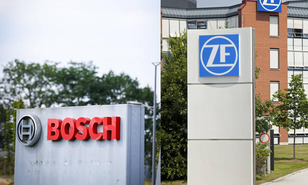 Bosch ZF Zulieferer Übernahme TRW Lenksysteme