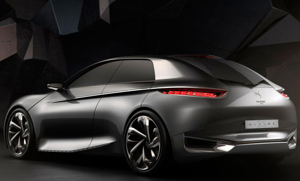 Citroen Divine DS 2014 Paris Studie 0002