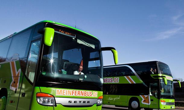Fernbus-Markt Deutschland Wettbewerb Ranking Preis Kampf