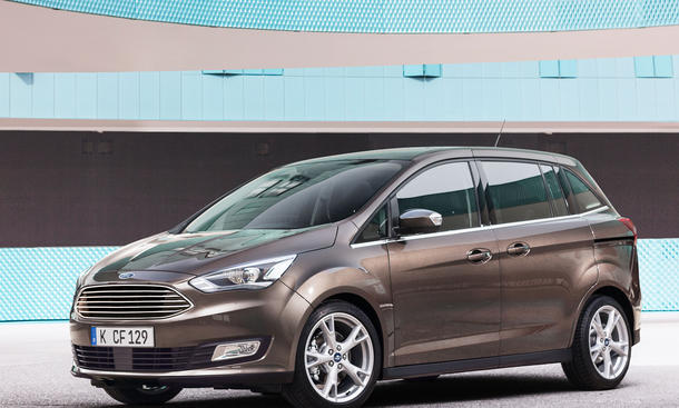 ford c max facelift 2015 bilder technische daten und neue motoren 2017 2018 best cars reviews. Black Bedroom Furniture Sets. Home Design Ideas
