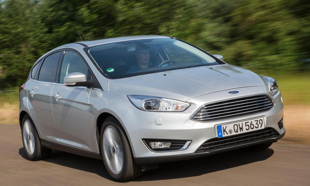 Ford Focus 1.5 EcoBoost Facelift Test Fahrbericht