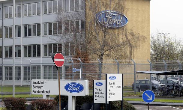 Ford Werke Köln Kurzarbeit Produktion Verkauf Fiesta