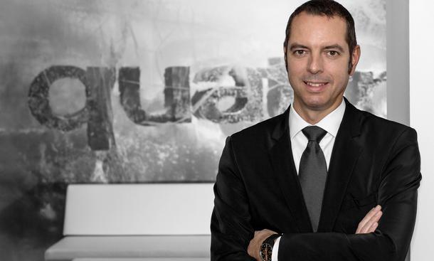 Franciscus van Meel BMW M GmbH Chef Wechsel von Audi quattro