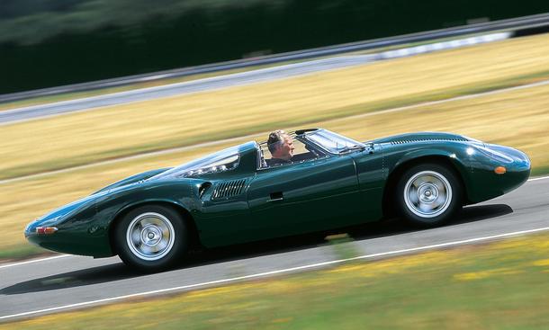 Jaguar XJ13: Sport-Traumwagen