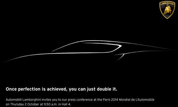 Lamborghini Asterion 2014 Paris Plug-in Hybrid-Studie