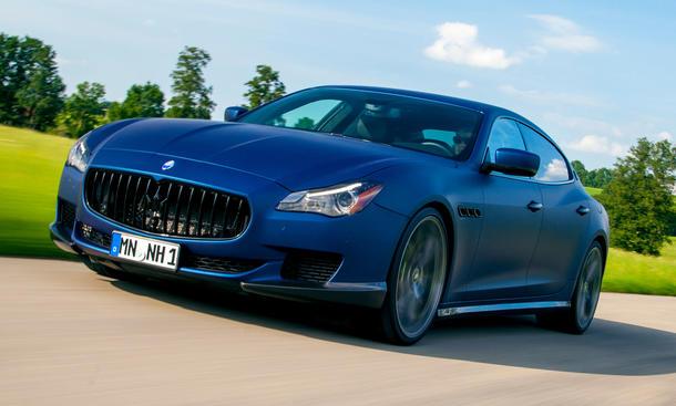 Maserati Quattroporte GTS Tuner Novitec V8 Leistungskit Tuning0002