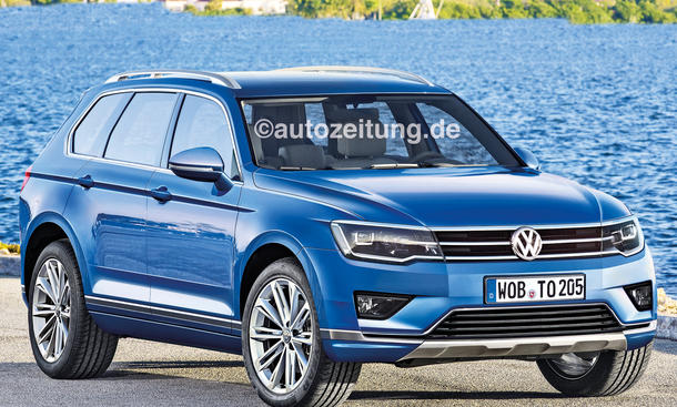 vw touareg 2017 specs price release date redesign. Black Bedroom Furniture Sets. Home Design Ideas