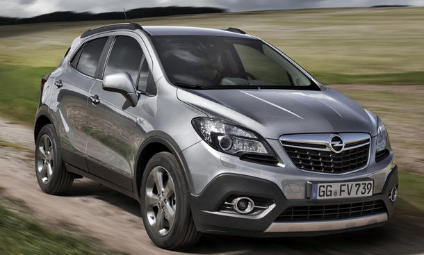 opel mokka 1 6 cdti neuer diesel f r das suv. Black Bedroom Furniture Sets. Home Design Ideas
