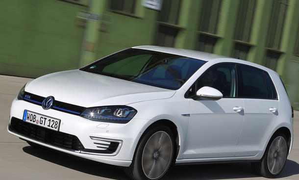 VW Golf GTE 2014: Preis und technische Daten