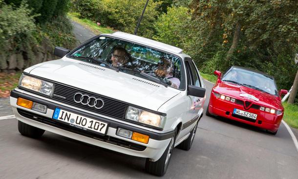 Youngtimer Classic 2014, Teil 1: Bildergalerie zur Rallye der Auto Zeitung