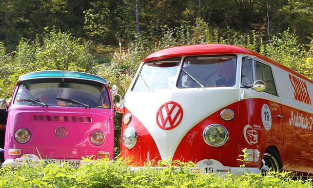 Youngtimer Classic 2014, Teil 2: Bildergalerie zur Rallye der Auto Zeitung