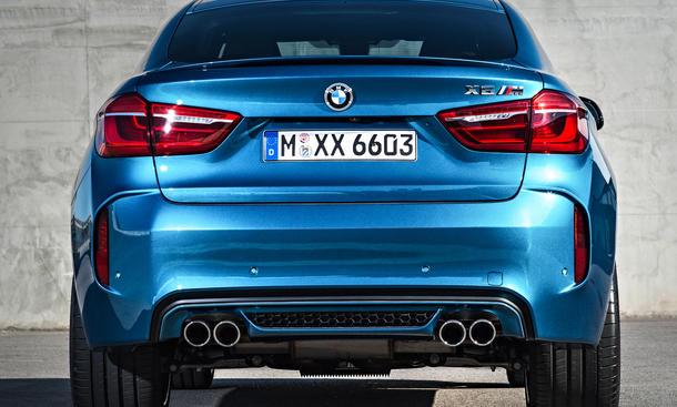2015 BMW X6 M 2014 LA Auto Show Power SUV Coupe 575 PS