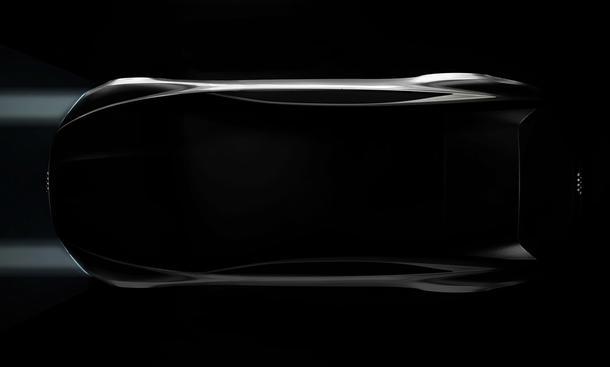 Audi A9 2014 Teaser Bild LA Auto Show Concept Car Luxus Studie Los Angeles