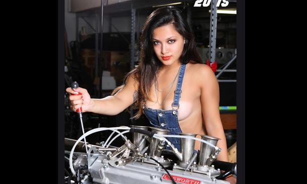 Autokalender 2015 Werkstatt Edition Titel Cars Girls Tuning Schönheiten