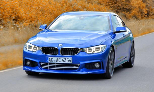 BMW 4er Gran Coupe AC Schnitzer F36 Tuning Mittelklasse Limousine