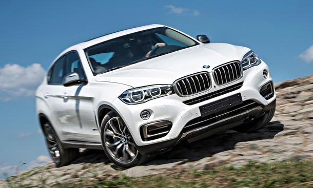 BMW X6 2014 Fahrbericht xDrive50i V8 F16